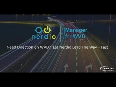 Need a fast track to WVD?