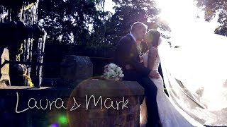 """You make me better person..."". Laura and Mark Wedding Film at Soughton Hall"