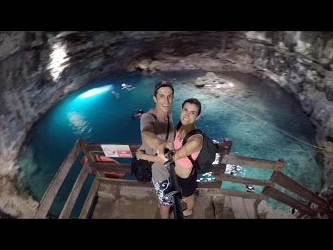 Cenotes of the Yucatan (Samula & Yokdzonot), Mexico