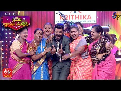 Sudheer Special Dance Performance   Sridevi Drama Company   2nd May 2021   ETV Telugu