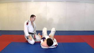 Choke From Inside the Guard.MOV