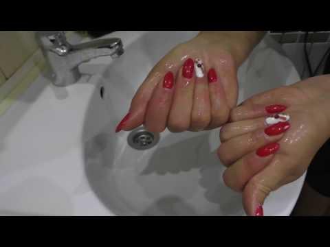 Чем отмыть руки после работы в огороде  Мой способ очистки кожи рук!!!!