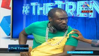#theTrend: How DJ Shitti launched a successful career in comedy despite his humble beginnings
