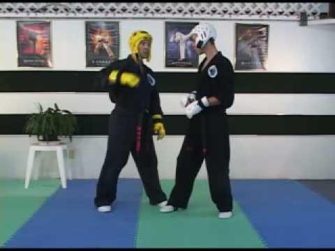 Sport Karate Ridge Hand Blitz