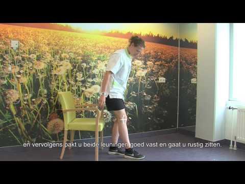 Bewegung in der Behandlung von zervikalen Osteochondrose