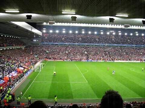 Liverpool - Chelsea 2007 : Penalty shootout