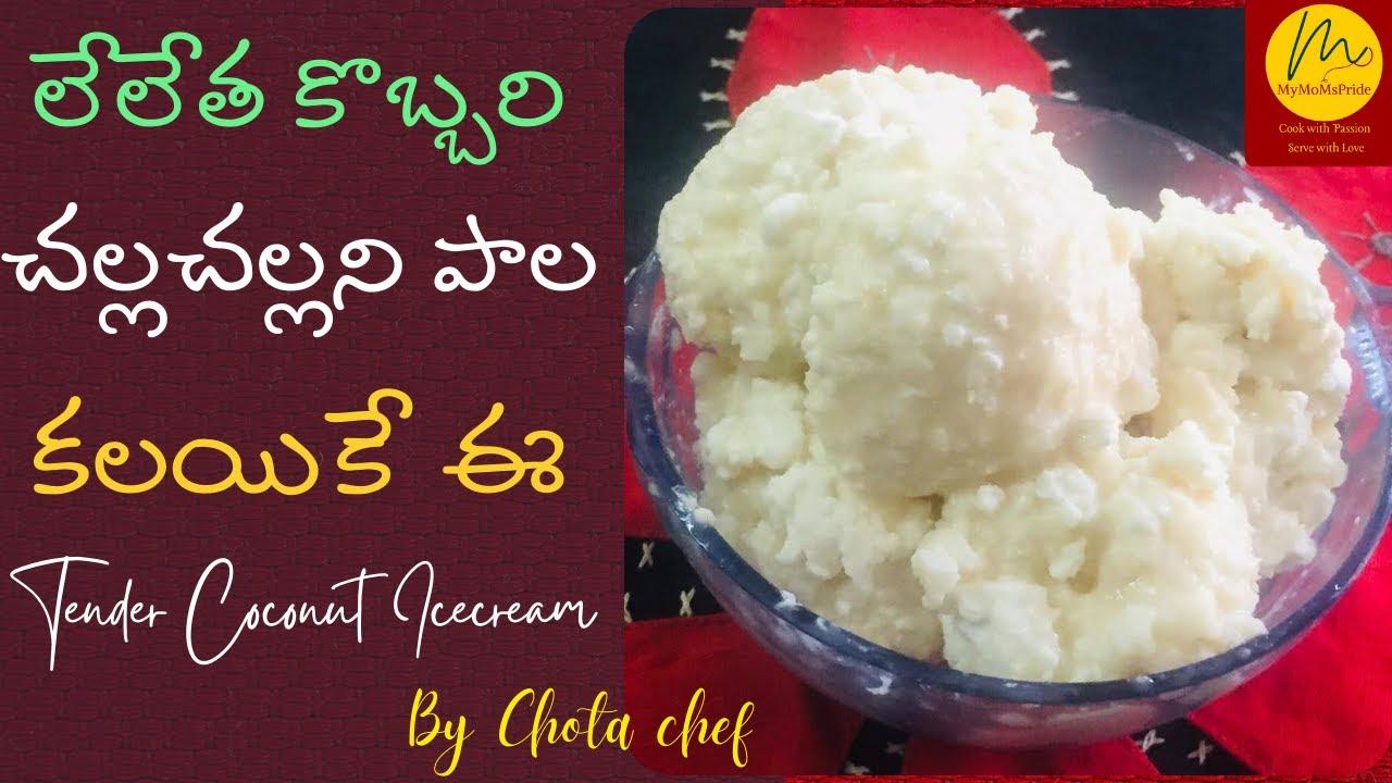 naturals style tender coconut ice cream | MyMoms Pride
