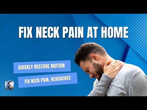 Verfahren in der zervikalen Osteochondrose