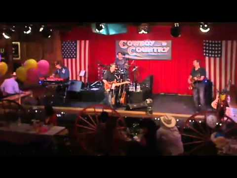 Dawson's Gang - 'Rockstar' live at Cowboy Country