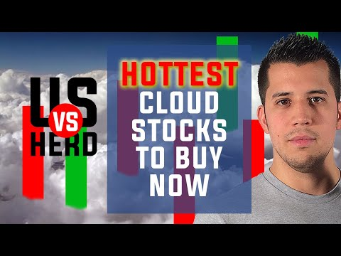 Hottest Cloud Stocks To Buy Now – Options Trading Watchlist – Stock Market Today