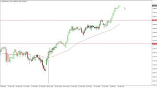 S&P500 Index - S & P 500 Technical Analysis for February 23 2017 by FXEmpire.com