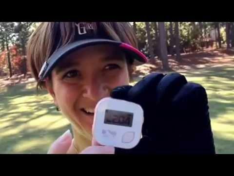Golf Buddy Voice 2:  How Far Did I Hit My Shot?