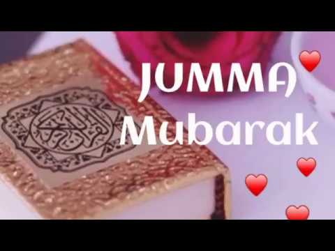 , title : 'JUMMA MUBARAK whatsapp status video - Jumma Mubarak wishes'