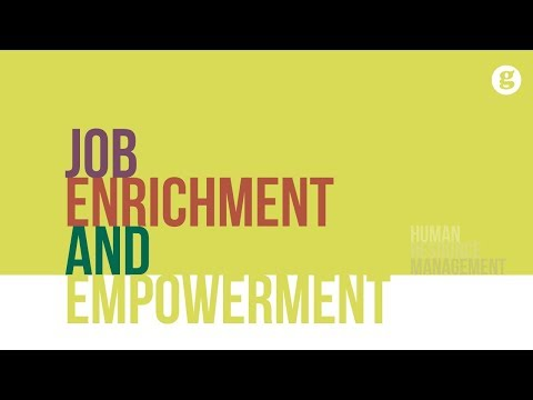 mp4 Job Enrichment, download Job Enrichment video klip Job Enrichment