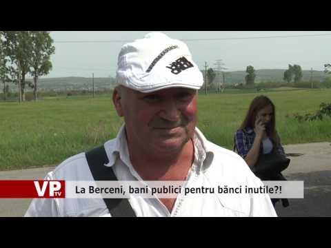 La Berceni, bani publici pentru bănci inutile?!
