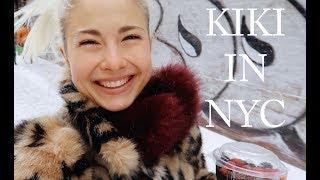 KIKI IN NYC | ВЛОГ ЗА КАДРОМ