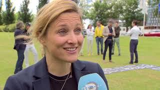 Wieke Dijkstra van Spieren voor Spieren over het initiatief van Rotterdam Golf Tour