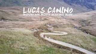 Meeting a Outdoor Filmmaker who moves mountains -  Lucas Canino