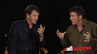 John Noble Interview - FOX All Access