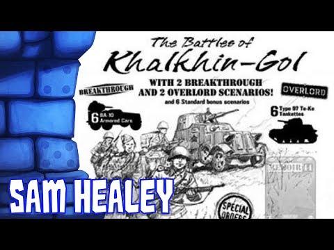 Memoir '44: The Battles for Khalkhin Gol Review with Sam Healey