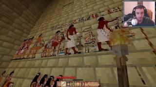 УБЕЙ АРМИЮ МУМИЙ, ФАРАОНА И ЗАБЕРИ ВСЕ СОКРОВИЩА ЕГИПТА СЕБЕ   МАЙНКРАФТ ПРОХОЖДЕНИЕ КАРТЫ