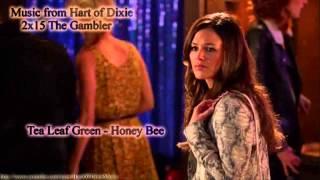 Tea Leaf Green - Honey Bee