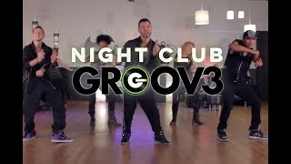 NIGHT CLUB GROOV3 - DANCE FITNESS WORKOUT - WITH BENJAMIN ALLEN by GROOV3Dance