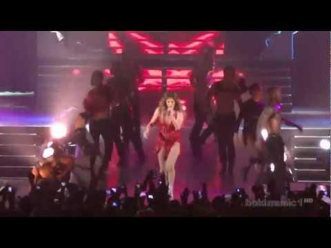 Jennifer Lopez - Lambada / On The Floor (Live in Belgrade - 20.11.2012.) FULL HD 1080p