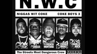 French Montana - Celebration Feat. Chinx Drugz (N.W.C Coke Boys 3)