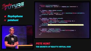 Pete Hunt - The Secrets of React's Virtual DOM (FutureJS 2014)