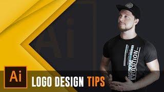 Illustrator Logo Design Mistakes YOU MUST AVOID - Illustrator Logo Design Tips
