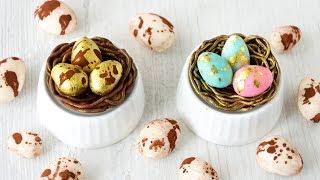 Сладкие ЯЙЦА для ПАСХАЛЬНОГО декора ☆ Sweet CANDY eggs