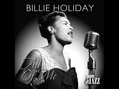"""Now or never"" BILLIE HOLIDAY"