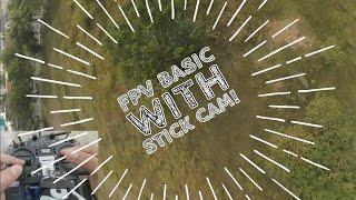 Ngajarin teman basic terbang FPV dan ACRO | Practice FPV basic