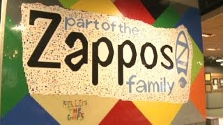 Youtube: How Zappos will run with no job titles