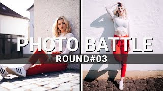 CANON VS NIKON | PHOTO BATTLE | LINA OFFERGELD
