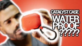 WATERPROOF YOUR AIRPODS PRO | Catalyst Case Review