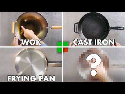 Kitchen Tips - Are You Using the Right Type of Pan For a Recipe?