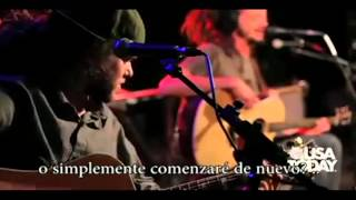 "SOJA - LiveStudio ""When we were younger"" Sub-español"