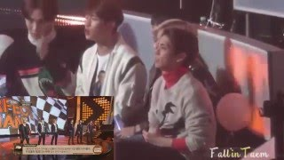 SHINee reaction to BTS Perfect Man Perf