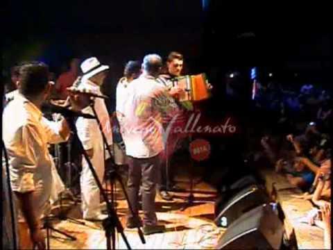 Festival Vallenato 2011 Poncho Zuleta E Ivan...
