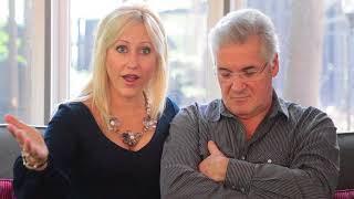 At Home With... Amanda Forsyth and Pinchas Zukerman