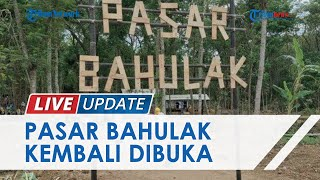 Pasar Bahulak Sragen Beroperasi Lagi Setelah 3 Bulan Ditutup, Buka di 2 Minggu Kalender Jawa