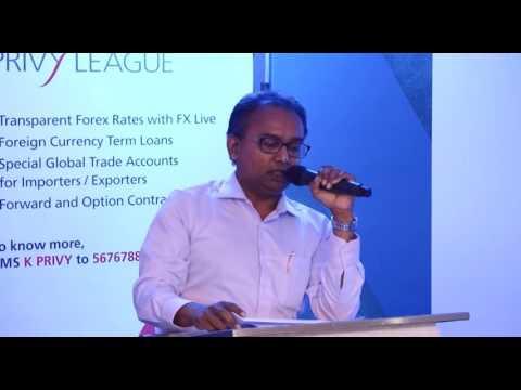 Expert Session on GST by BMPA & Kotak Bank on 16 Jun 2017 Part 1/4
