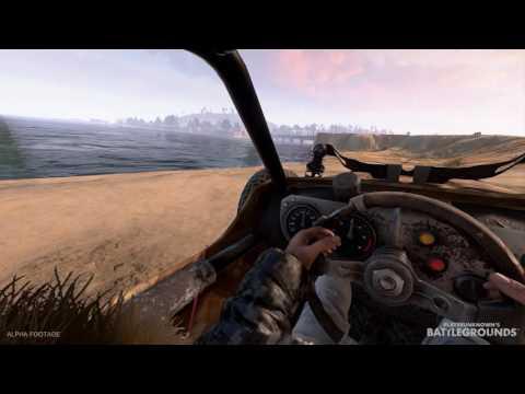 Alpha Gameplay Footage