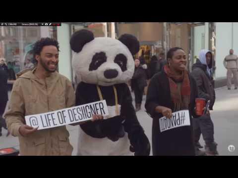 песня  панда