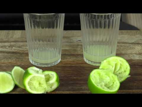 Zitruspresse: So entsaften Sie Zitronen, Limetten und Orangen