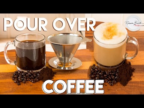 How to Make at Home Pour Over Coffee - Filtered Coffee by the Cup - Javapresse Coffee Company