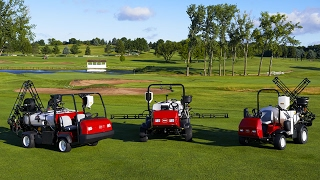 Toro Multi Pro Family of Sprayers