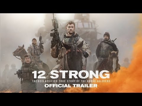 Movie Trailer: 12 Strong (0)